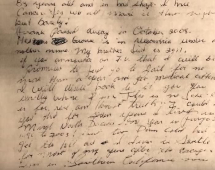 """""""Избегав од Алкатраз, сега имам рак"""": Пронајдено писмо за познатото бегство од затворот, а авторот има еден посебен услов"""
