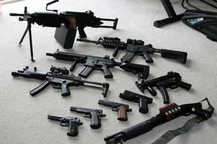 Австралијанците за два месеци предадоа 26.000 парчиња нелегално оружје
