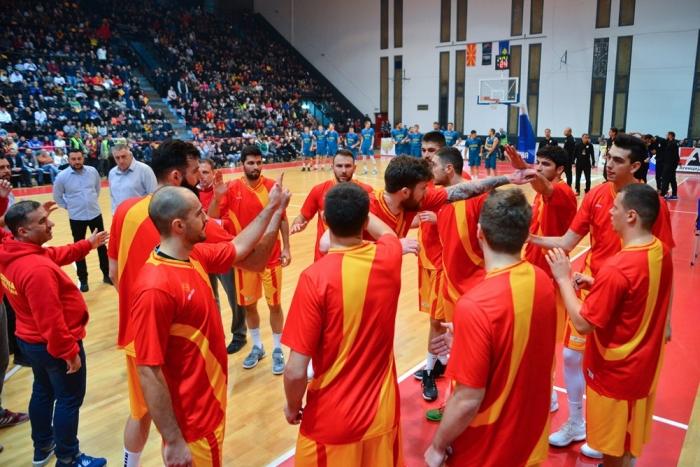 Македонија на убедлив начин го совлада Косово