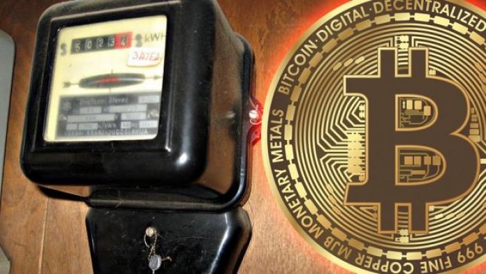 Колку струја ви е потребно за да заработите 1 биткоин?