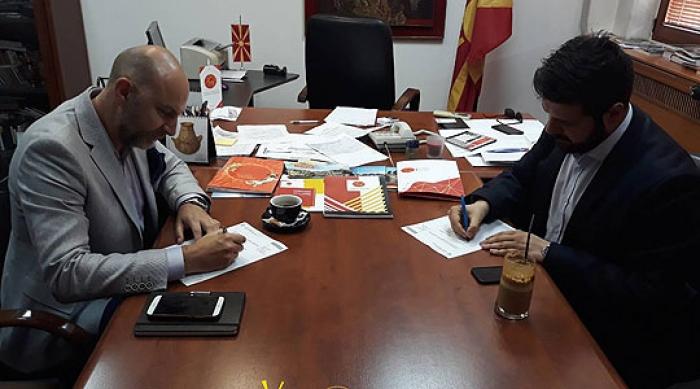 Агенциите за туризам и за иселеништво потпишаа Меморандум за соработка