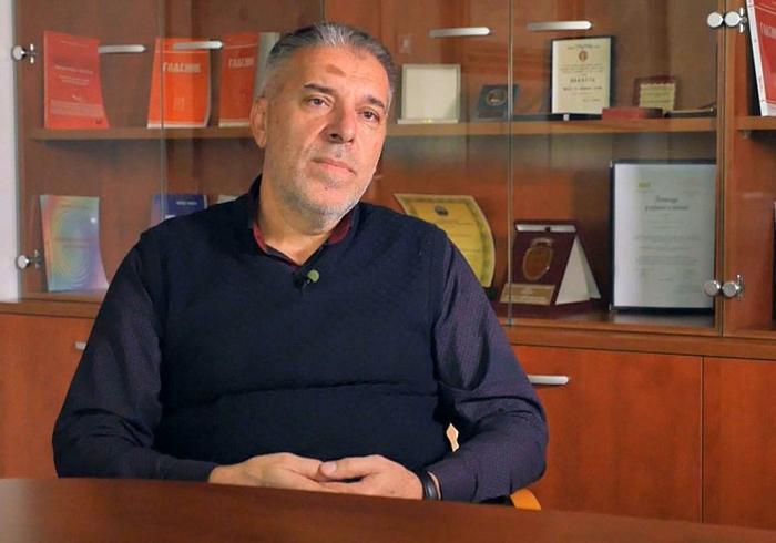 Ѓоргиев: Целта не е промена на историјата, туку на учебниците