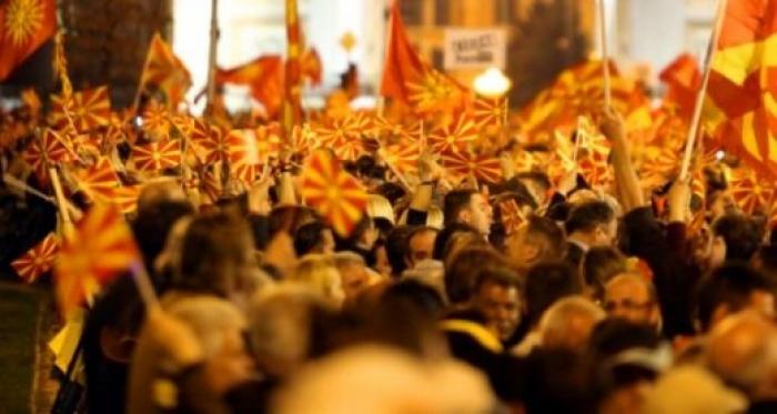 Бизи издаде песна во која се прикажани страдањата на Македонците