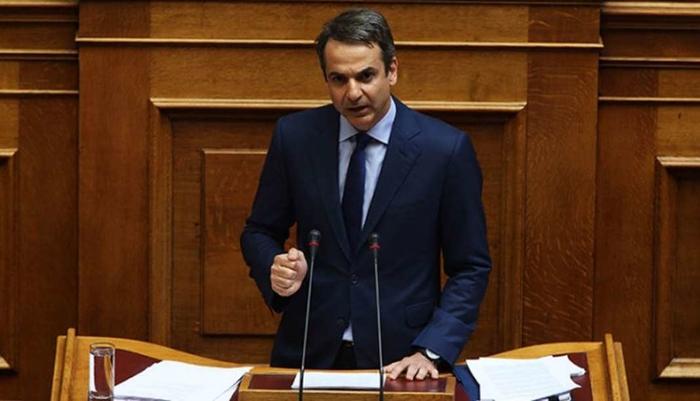 Мицотакис: Каменос e соучесник на Ципрас по Преспа
