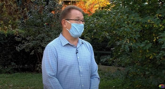 Беќаровски: По 10 август пад на температурите но неконтролиран раст на ковид болни