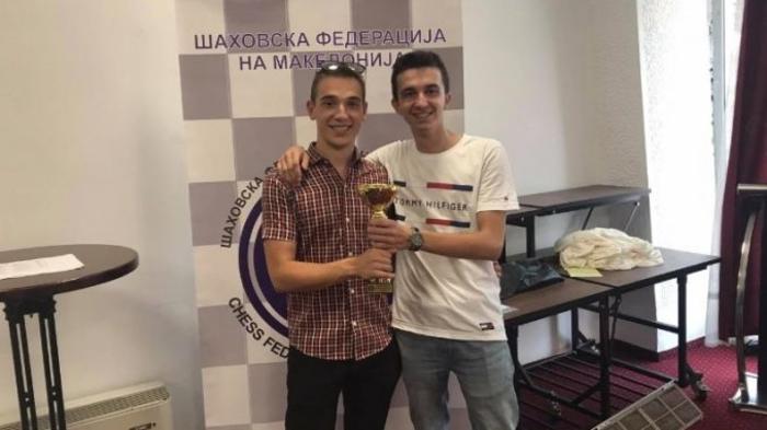 Михов нов државен шампион во шах