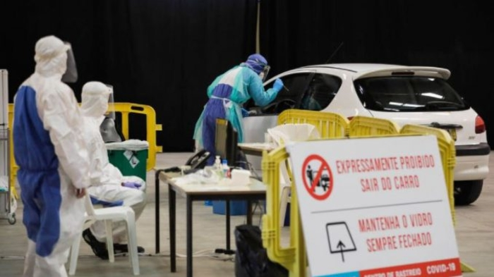"""Во Португалија враќаат ограничувачки мерки поради бран од """"Делта"""" инфекции"""