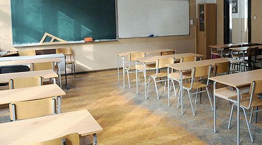 Крвава пресметка во училиште во гостиварско  Ученик претепал наставник  му ја скршил главата