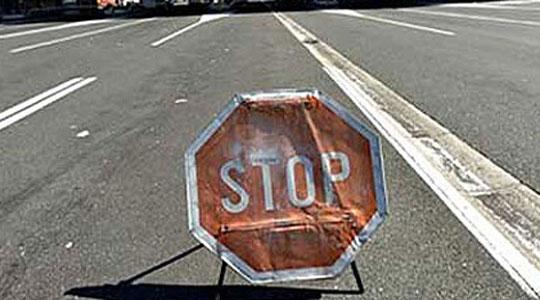 Утре времен сообраќаен режим на ул  Филип Втори Македонски  во Скопје