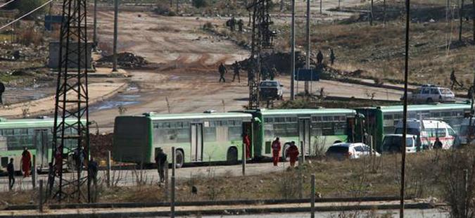 По 48 часа блокада продолжи евакуацијата од опколените населби кај Алепо