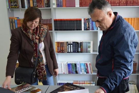 Отворена втора библиотека во Општина Илинден