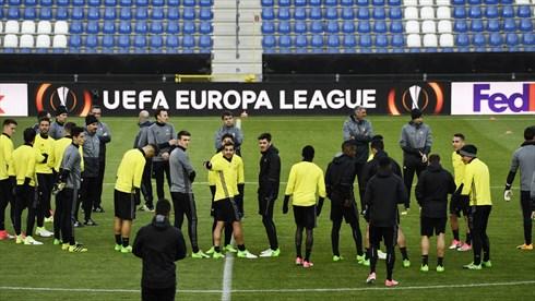 Лига Европа  Рвенаш натпревари од 1 4 финалето