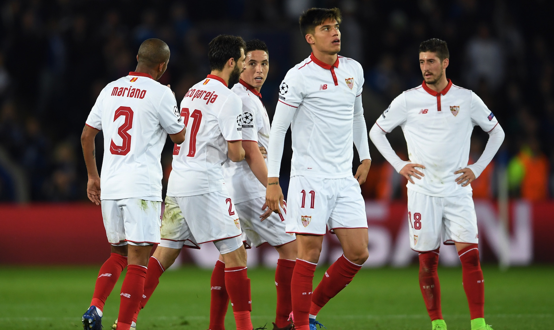 Примера  Победи за Севиља и Атлетик Билбао