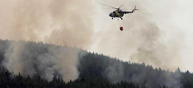 ЦУК  Изгаснати најголем дел од пожарите што беа активни