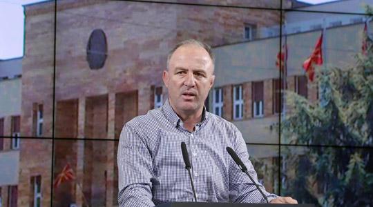 ВМРО ДПМНЕ  Антикорупциска потврди дека е незаконска постапката за разрешување на Зврлевски
