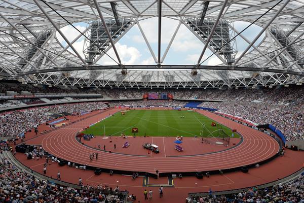 Поделени седум сета медали на Светското првенство во атлетика