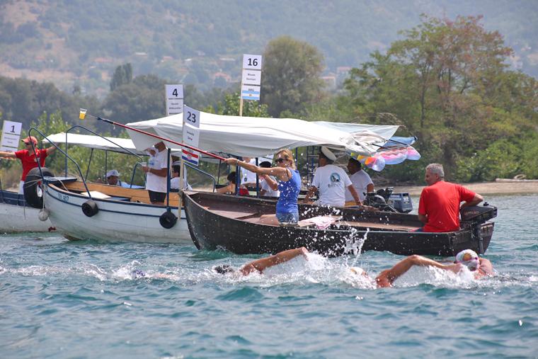 АМС  Зголемена поддршката за охридскиот маратон