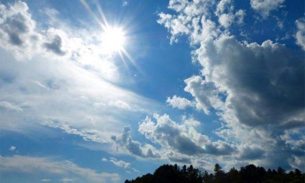Погледнете какво ќе биде времето денес