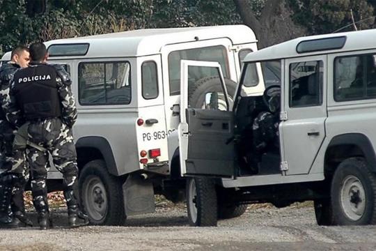 Црногорската полиција уапсила седум лица поради трговија со дрога