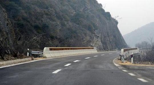 Нормализиран сообраќајот на патот Струга Дебар