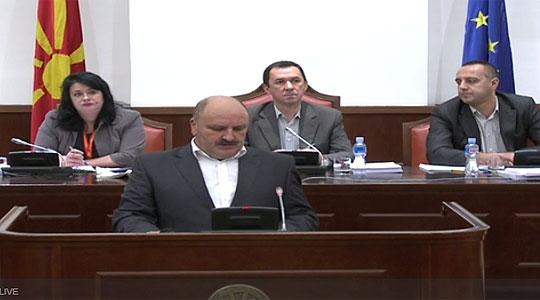 Заврши амандманската расправа за Предлог буџетот за 2018 година