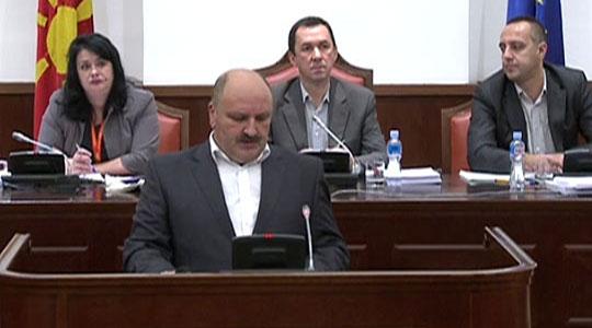 Утре продолжува расправата за Предлог буџетот за 2018