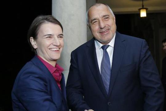 Брнабиќ  2018 ќе биде многу поуспешна во евроинтеграцијата на Балканот