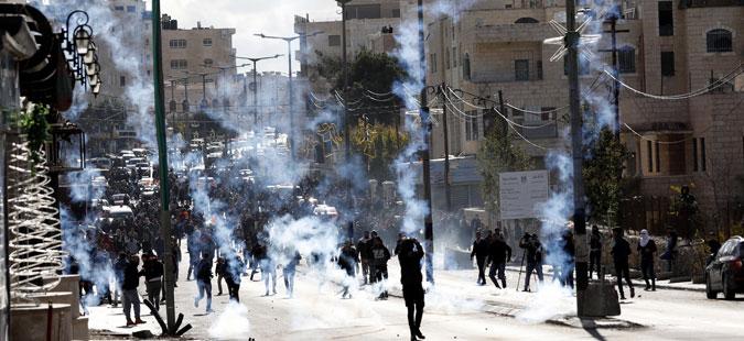 Протести во Палестина  Најмалку 38 повредени  еден во критична состојба