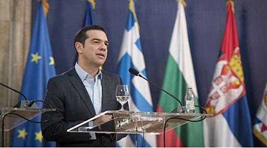 Нова демократија бара објаснување од Ципрас за изјавата за Македонија