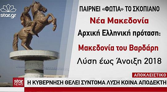 Стар   Во Брисел ќе се разговара за  Нова Македонија