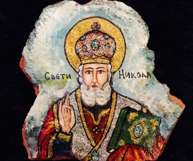 Утре е Св  Никола  заштитник на патниците  децата и сиромашните   еве како го слават Македонците