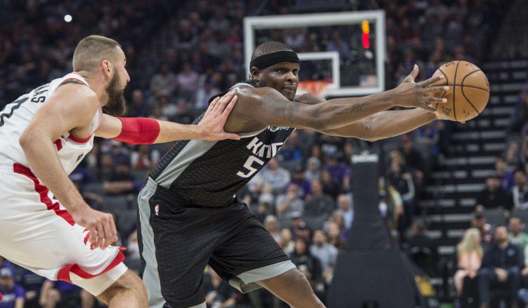 НБА Торонто подобар од Сакраменто