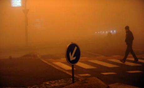 Вечерва останете дома   во скопски Аеродром опасно по живот