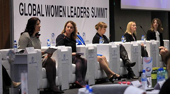 Глобален самит  Жената е најупорен и најуспешен лидер