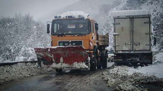 Забрана за камиони на патниот правец Маврово   Дебар