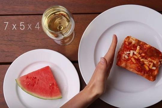 Колку треба да јадете за да не се здебелите