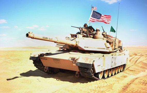 Американски тенкови пристигнуваат во Полска