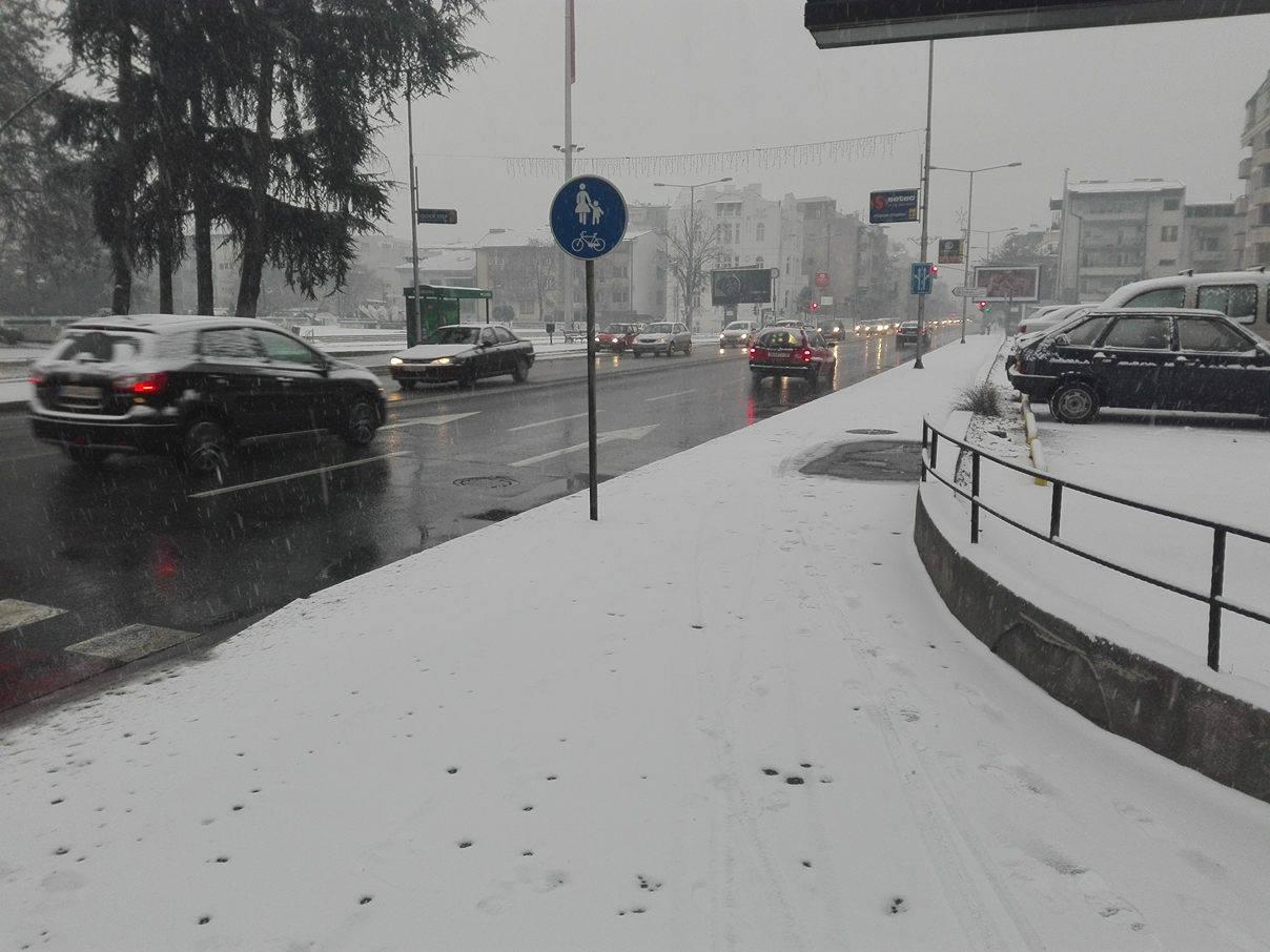 АМСМ информира каква е состојбата на патиштата