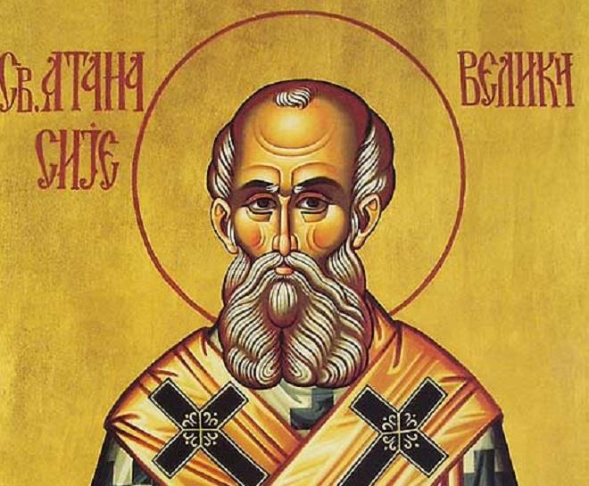 Резултат со слика за Свети Атанасиј Велик