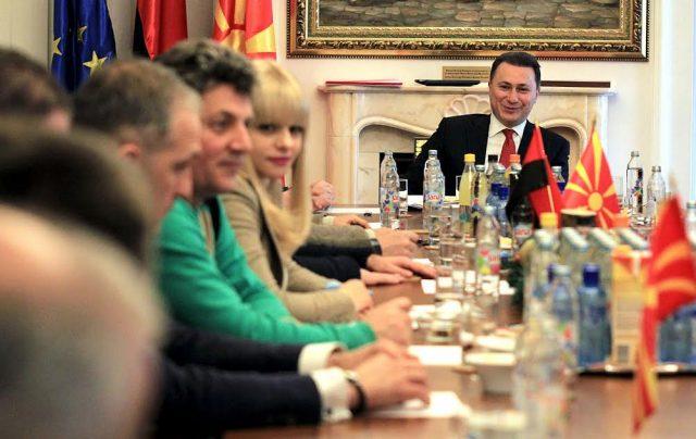 ИК на ВМРО ДПМНЕ му даде полн легитимитет на Груевски за отпочнување разговори за состав на новата Влада
