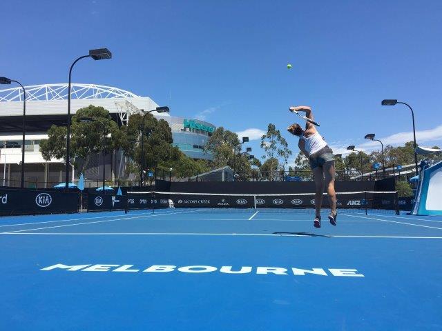 Ѓорческа ја постигна првата победа во Мелбурн