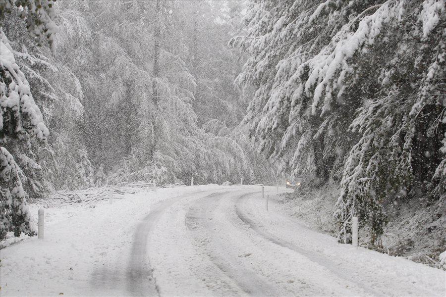 Ќе вее снег четири дена по ред   еве што не очекува
