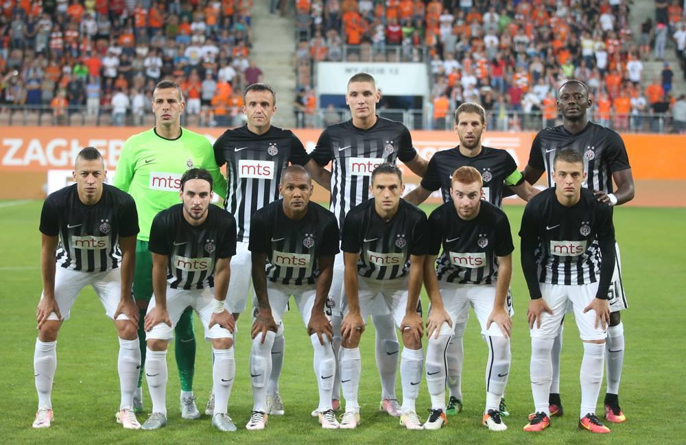 ФК Партизан под притисок од УЕФА