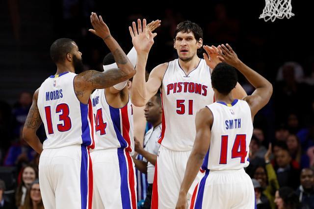 НБА  Детроит загуби во Сакраменто