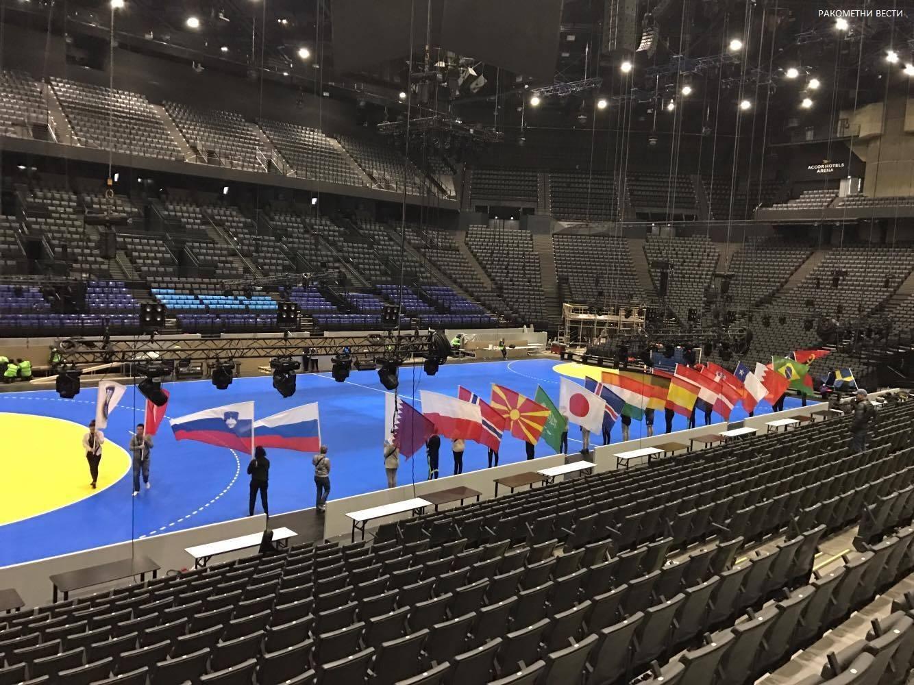Франција 2017  Ракометарите на Македонија пристигнаа во Мец