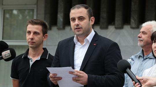 Ѓорѓиевски  СЈО води политички мотивирана хајка против ВМРО ДПМНЕ