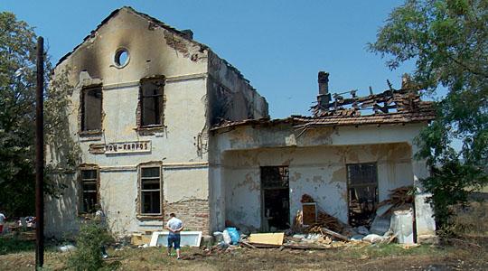 Самохран татко од Куманово изгуби се што имаше   пожар му ја пеплоса куќата