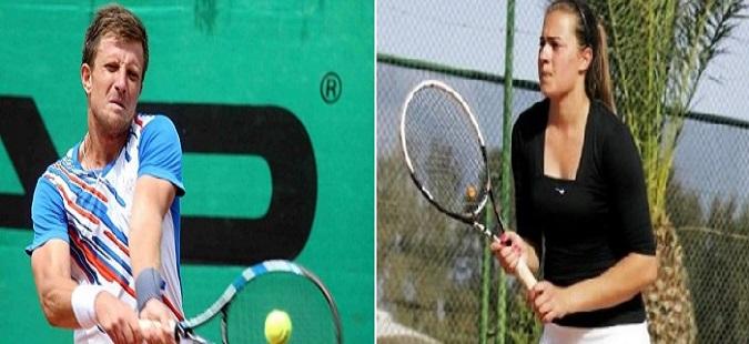 Пад на македонските тенисери на новите ранг листи