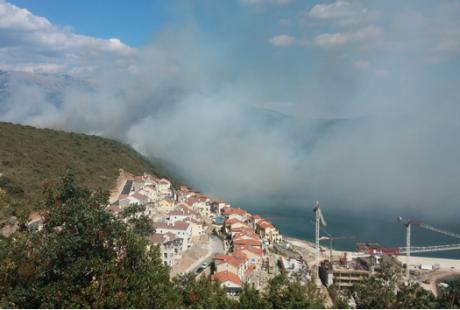 Паника во Црна Гора се евакуираат туристите