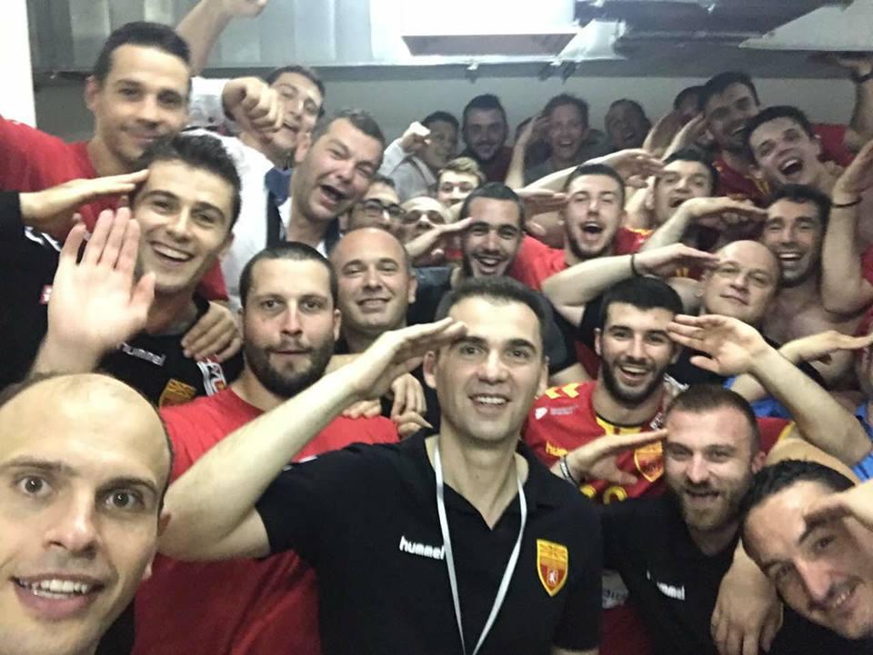 Македонскиот селектор  веќе е Гонзалез национале